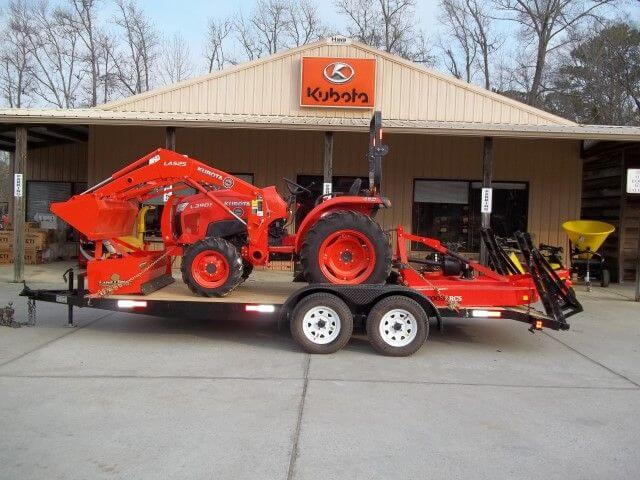 New KUBOTA L3901DT - TRACTOR PACKAGE 5