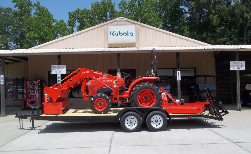 New Kubota L3301DT - TRACTOR PACKAGE 1