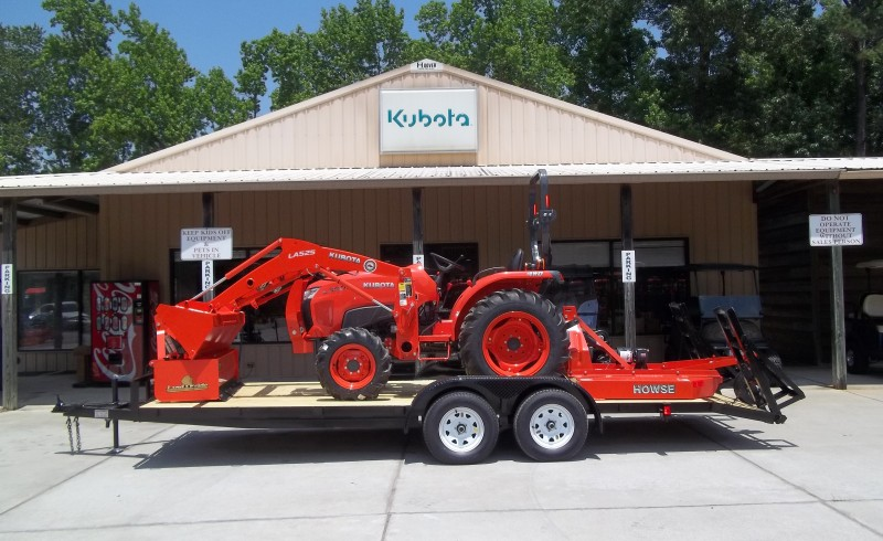 New Kubota L3901HST - TRACTOR PACKAGE 4