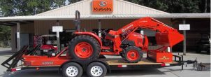 New kubota mx4800dt tractor package 7