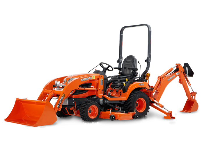 Kubota Tractor Packages Car Interior Design