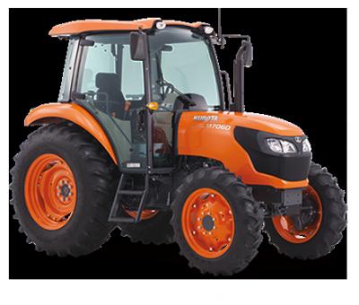 New Kubota M7060HDC12 Tractor