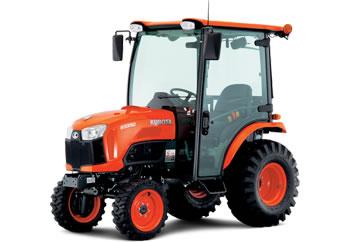 New Kubota B2650 Cab Tractor