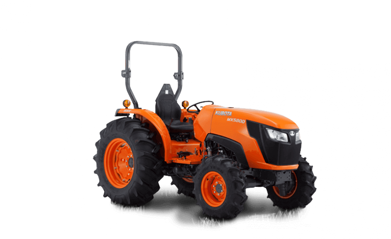 New Kubota MX5800HST Tractor