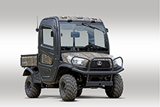 New Kubota RTV-X1100C Worksite Camo