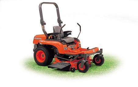New Kubota ZG222-48 Mower