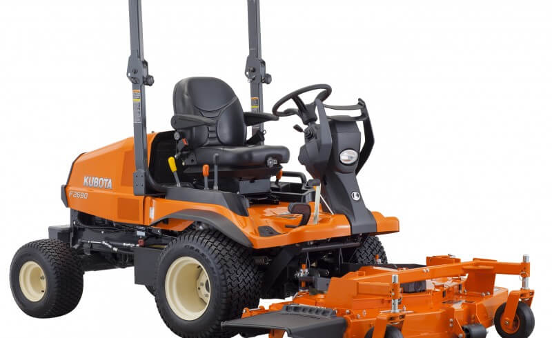 New Kubota F2690 Mower