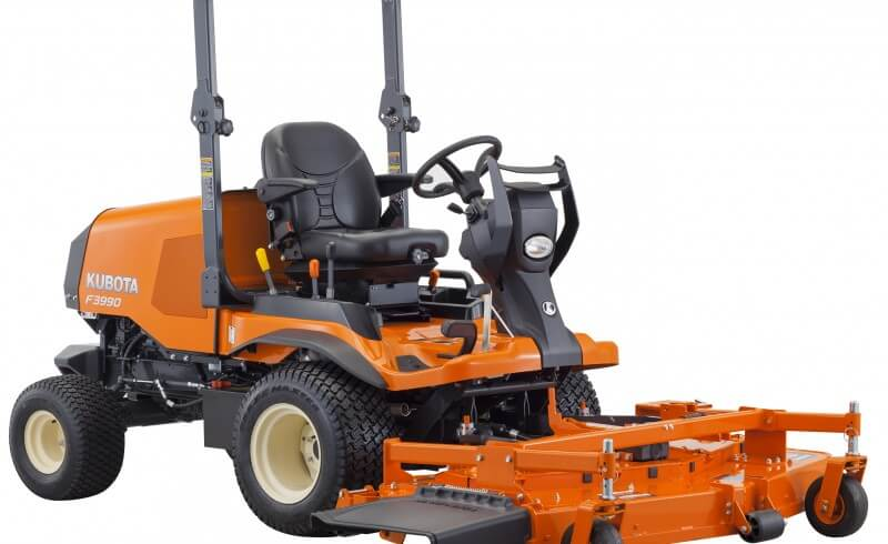 New Kubota F3990 Mower