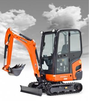New Kubota KX018-4 Excavator