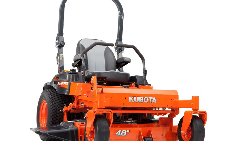 New Kubota Z723KH-48 Mower