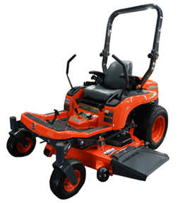 New Kubota ZG227-60 Mower