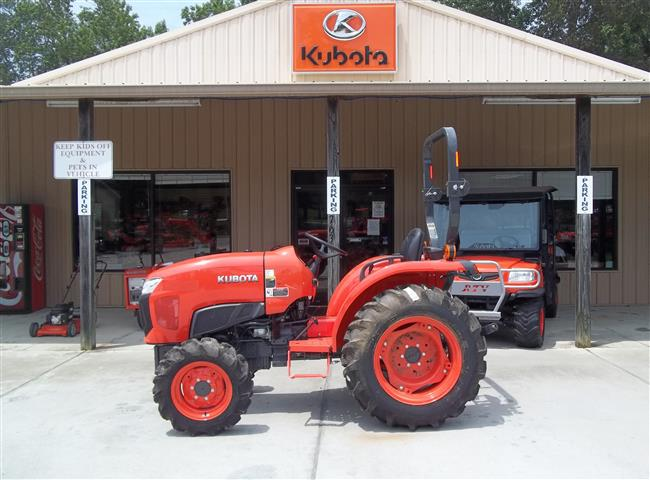 New Kubota L2501F Tractor