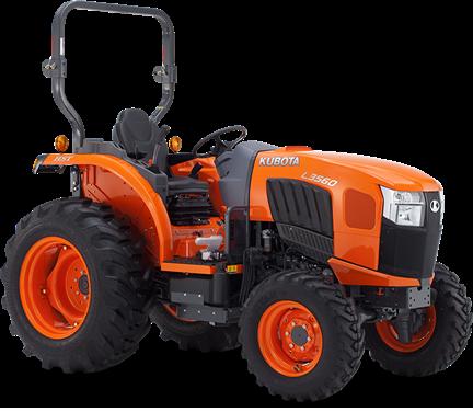 New Kubota L3560HSTC Tractor