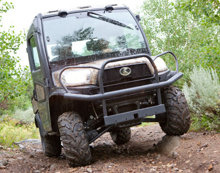 New Kubota RTV-X900 Worksite Camo
