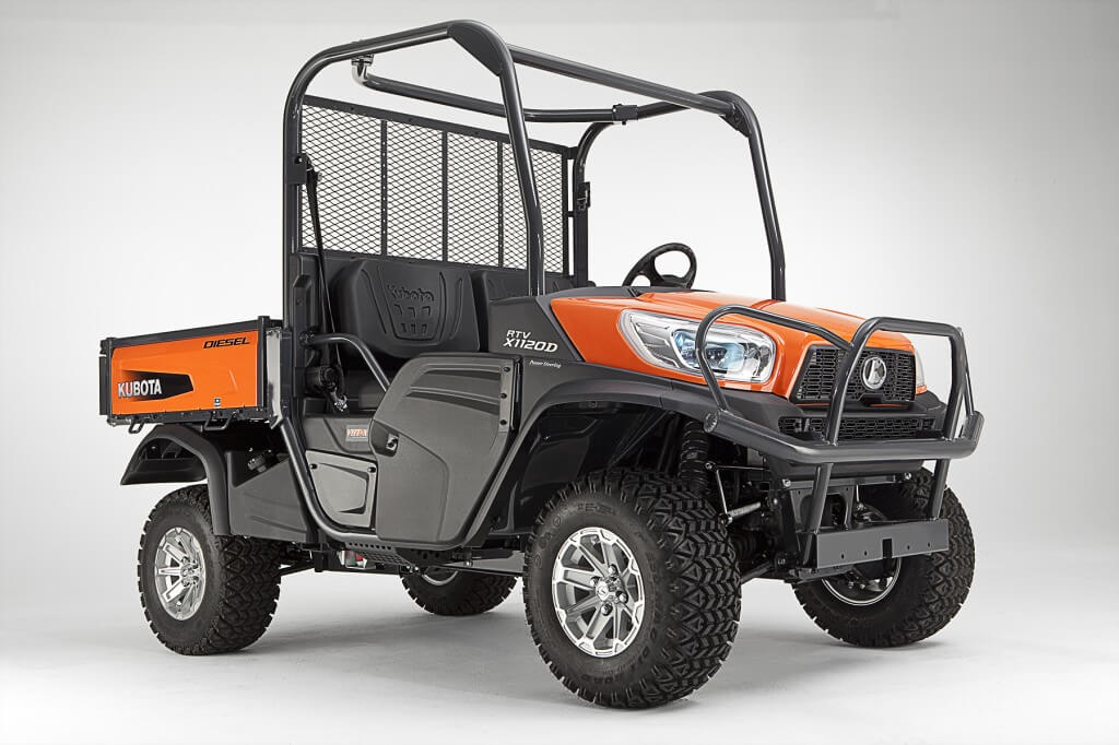 New Kubota RTV-X1120D Orange - Steen Enterprises