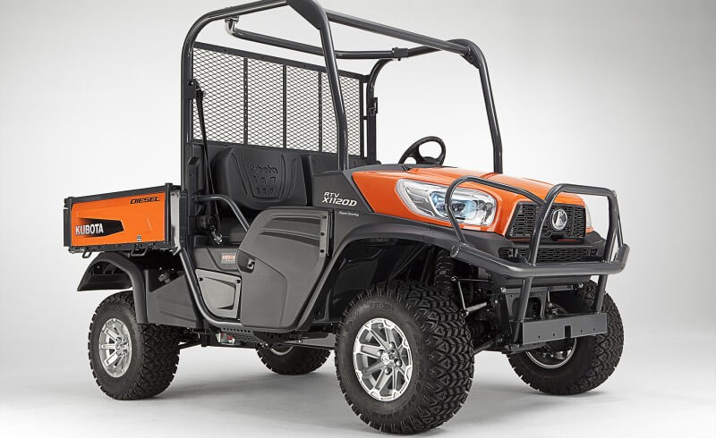 New Kubota RTV-X1120D Orange