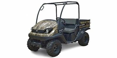 New Kubota RTV400CiR-A