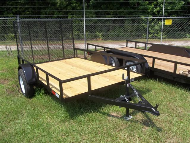 "NEW 6'10"" X 12' Trailers"
