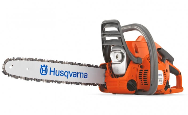 New Husqvarna 240 Chainsaw