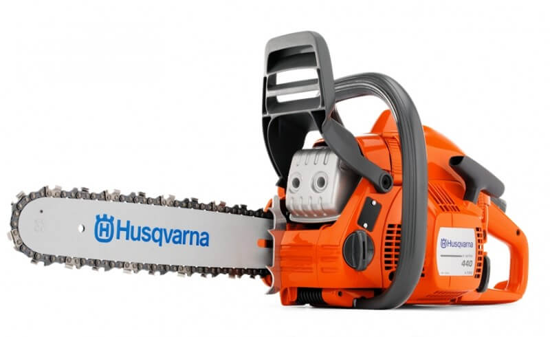 New Husqvarna 440 e-series Chainsaw