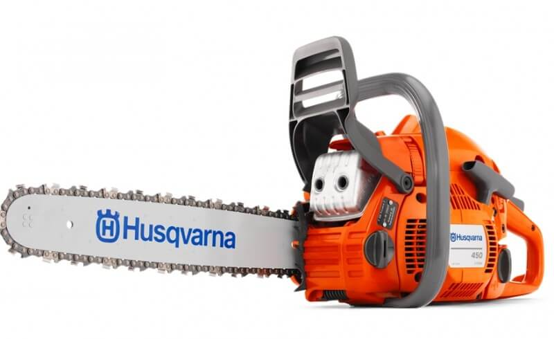 New Husqvarna 450 Chainsaw