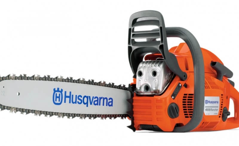 New Husqvarna 455 Rancher Chainsaw