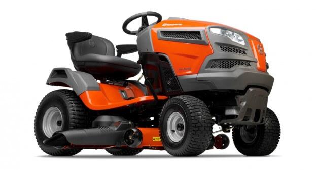 New Husqvarna Fast Tractor™ YTH24V48 Tractor