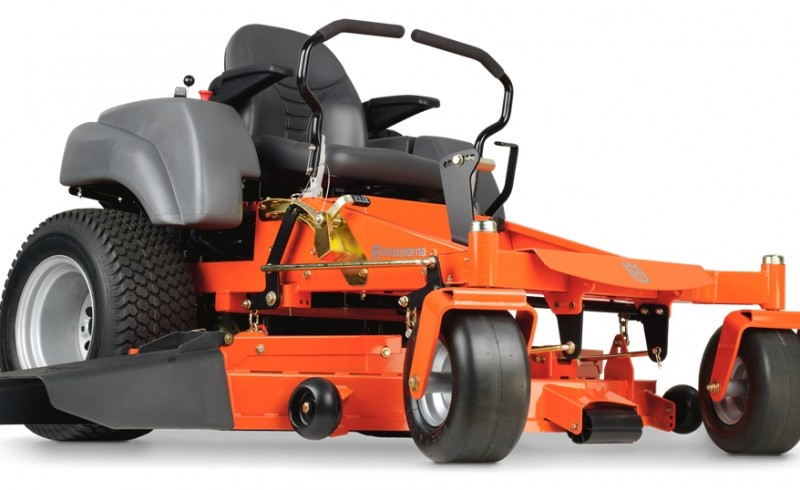 New Husqvarna MZ 61 Kawasaki Zero Turn Mower