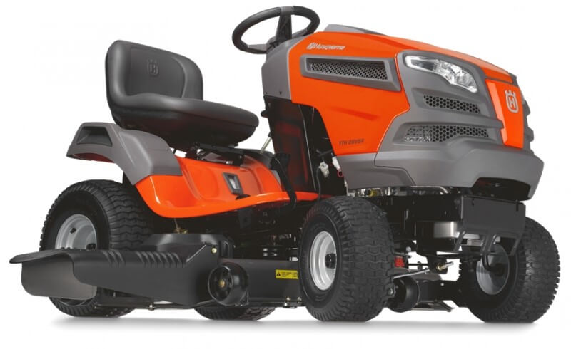 New Husqvarna YTH24V54 Tractor