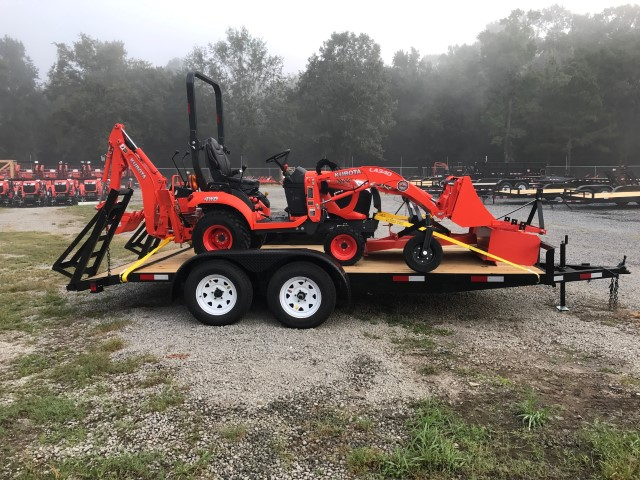 Kane Half Pipe Silage Trailer in addition 680 110380 furthermore New Kubota Bx23s Tractor Package28 additionally Photos additionally Sonoma County Trucking. on end dump trailers