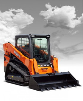 New Kubota SVL90-2 Skid Steer