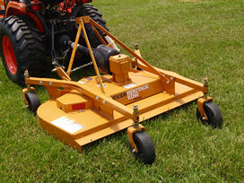 New Woods RD60 Rear Mount Finish Mower