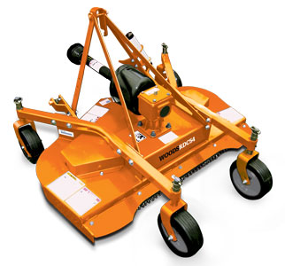 New Woods RDC54 Rear Mount Finish Mower