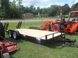 NEW 18FT 7k Trailers
