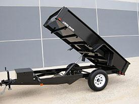 New Bri-Mar DT508LP-5 Dump Trailers