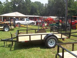 NEW 5' X 10' Trailers