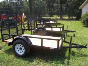 NEW 5' X 8' Trailers