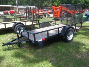 NEW 6' X 10' Trailers