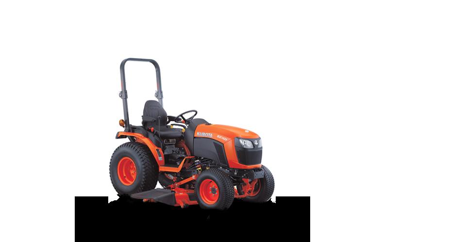 New Kubota B2301HSD Tractor