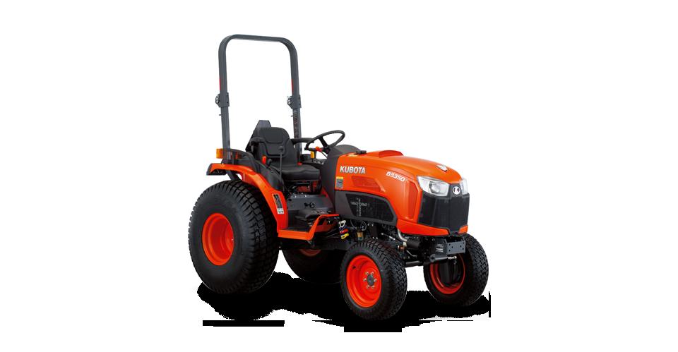 New Kubota B3350 ROPS Tractor