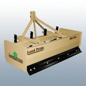New Land Pride BB12 Series Box Scrapers