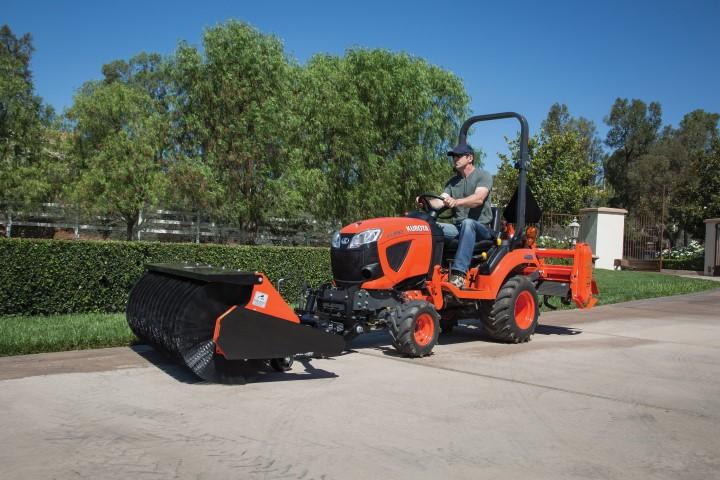 New Kubota BX1880 Tractor