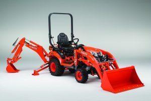 New Kubota BX23S Tractor