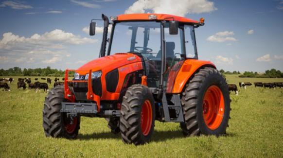 New Kubota M6S-111SHDC Tractor