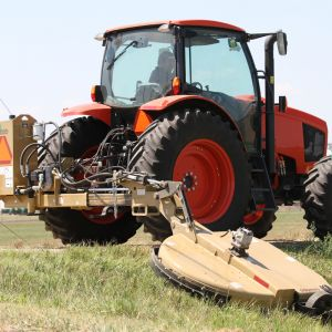 New Land Pride DB2660 Ditch Bank Cutter