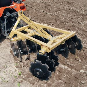 New Land Pride DH10 Series Disc Harrows