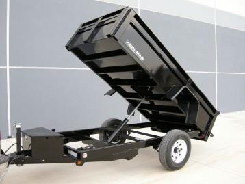 New Bri-Mar DT508LP-3 Dump Trailers