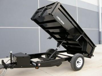New Bri-Mar DT510LP-5 Dump Trailers