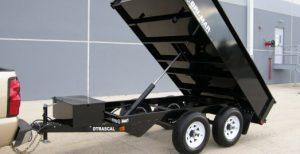 New Bri-Mar DT610LP-7 Dump Trailers