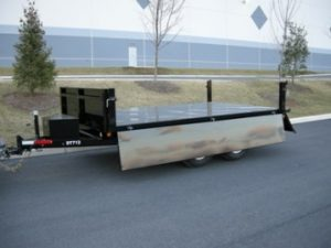 New Bri-Mar DT712-10-DP Dump Trailers